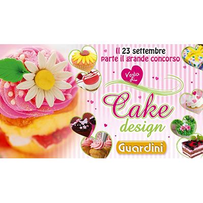 Grande concorso Voglia di…Cake Design.