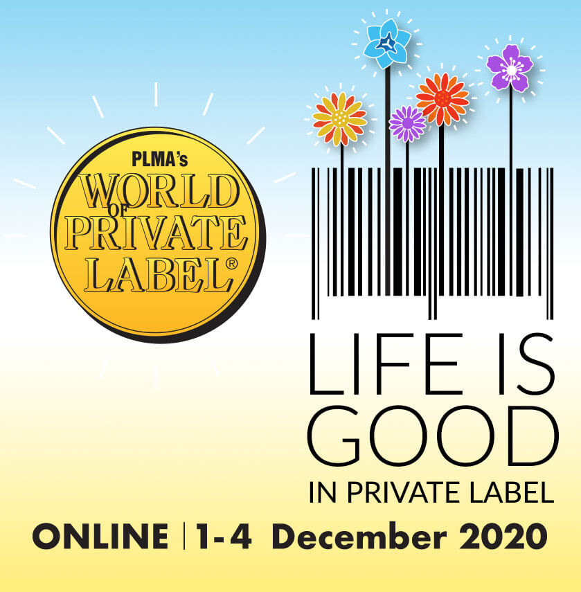 PLMA 2020, Amsterdam - online from 1st to 4th December.
