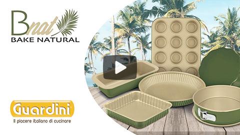 Linea B-Nat: sostenibilità e qualità in una collezione 100% Made in Italy.