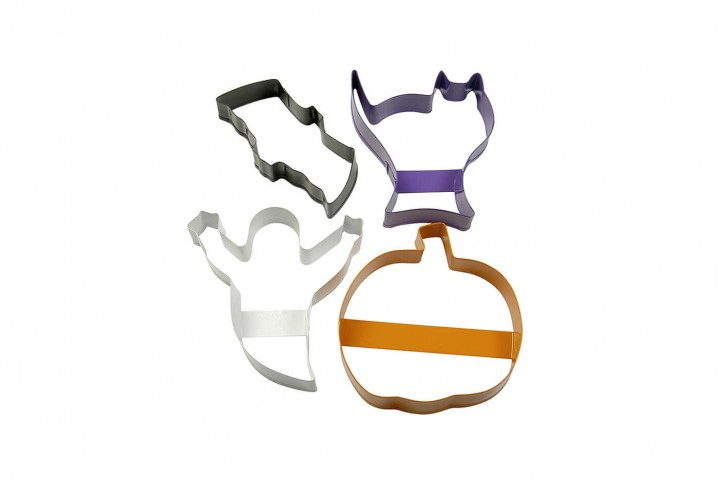 Cookie cutters (Halloween)