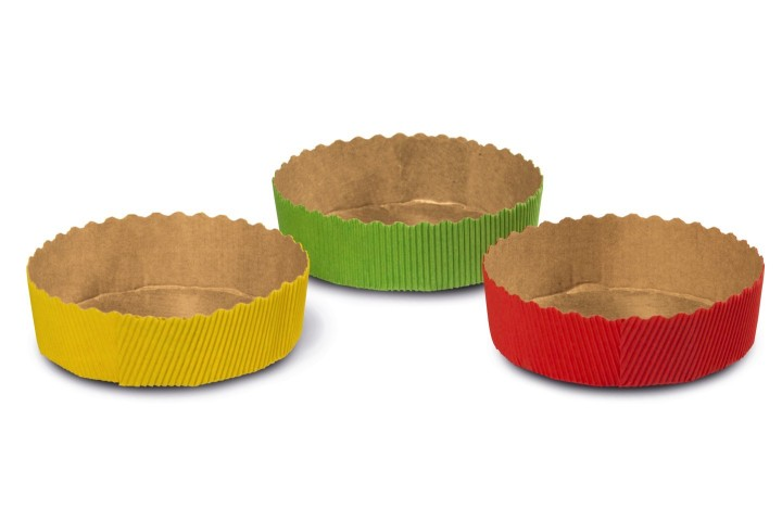 Set of 6 pie tins