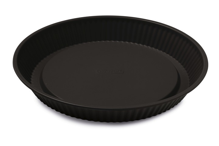 Tart pan for soft cakes