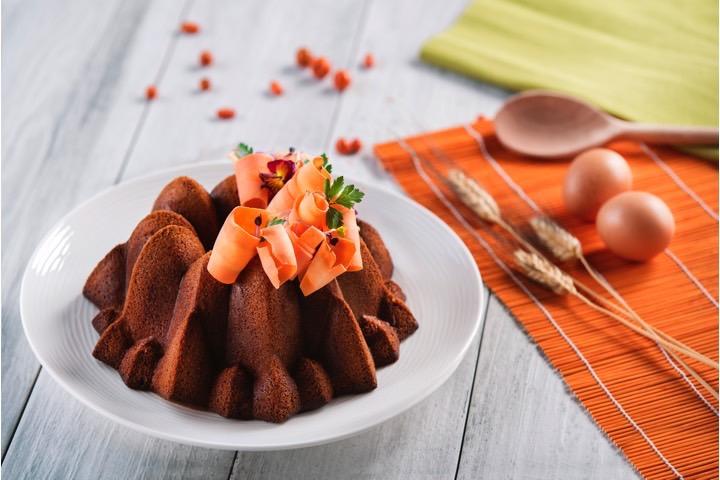 Torta di carote