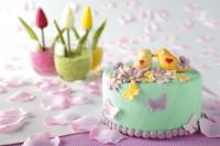 La torta primaverile